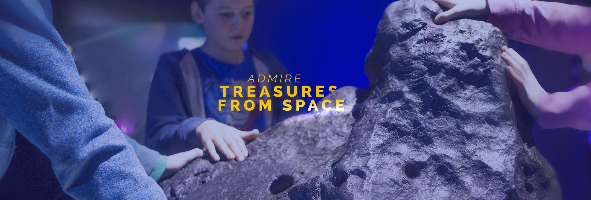 Admire treasures from space