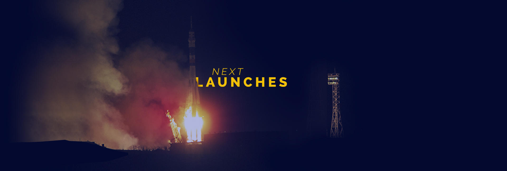 Next Launches