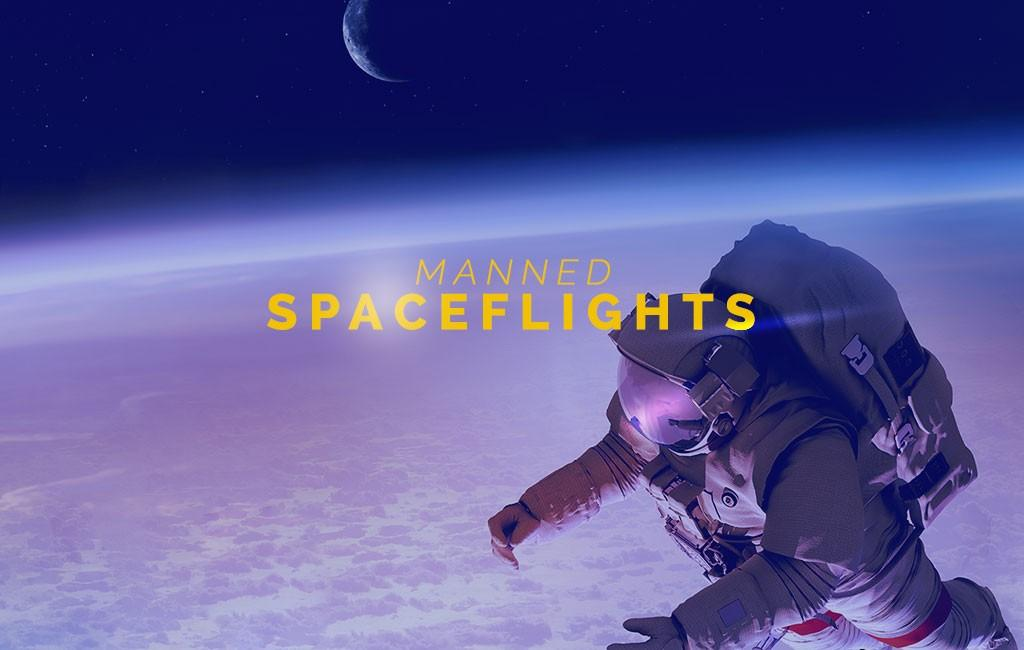 Manned Spaceflights