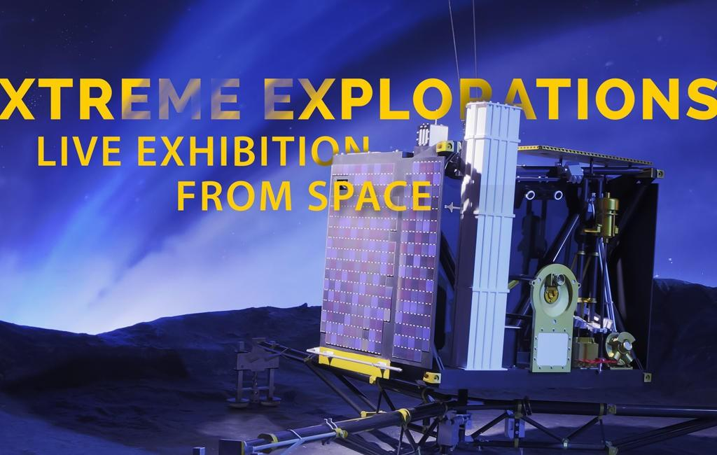 Discover the extreme exploration missions