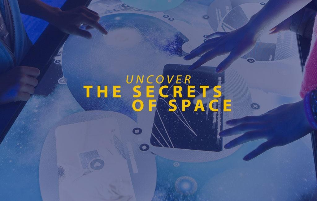 Uncover the secret of space