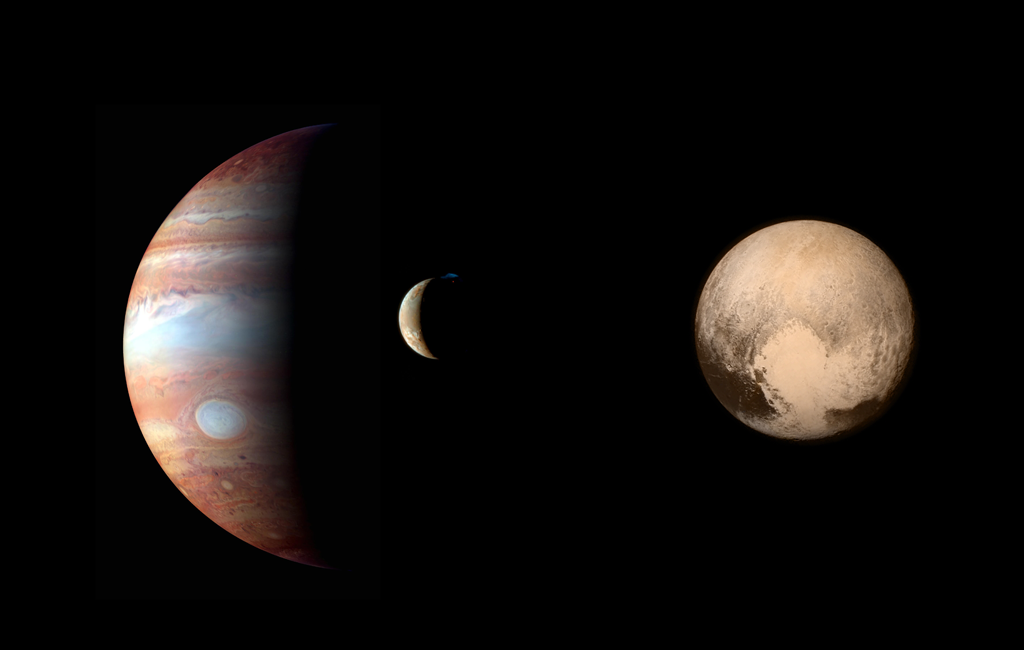 "From Jupiter to Pluton, the ""planetary systems"" of our Solar system Conference"