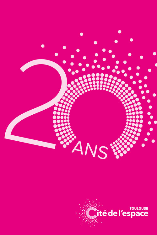 In 2017 the Cité de l'espace celebrates its 20th anniversary