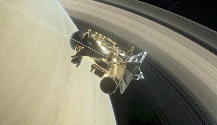 NASA announces Cassini's grand finale