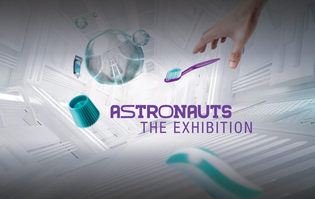 Astronauts: the exhibition