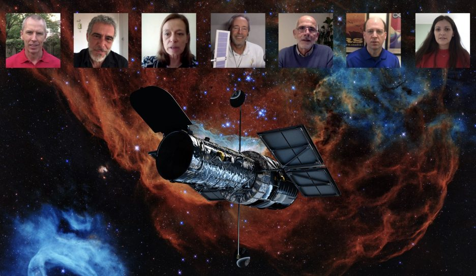 Hubble's 30th Anniversary on Video