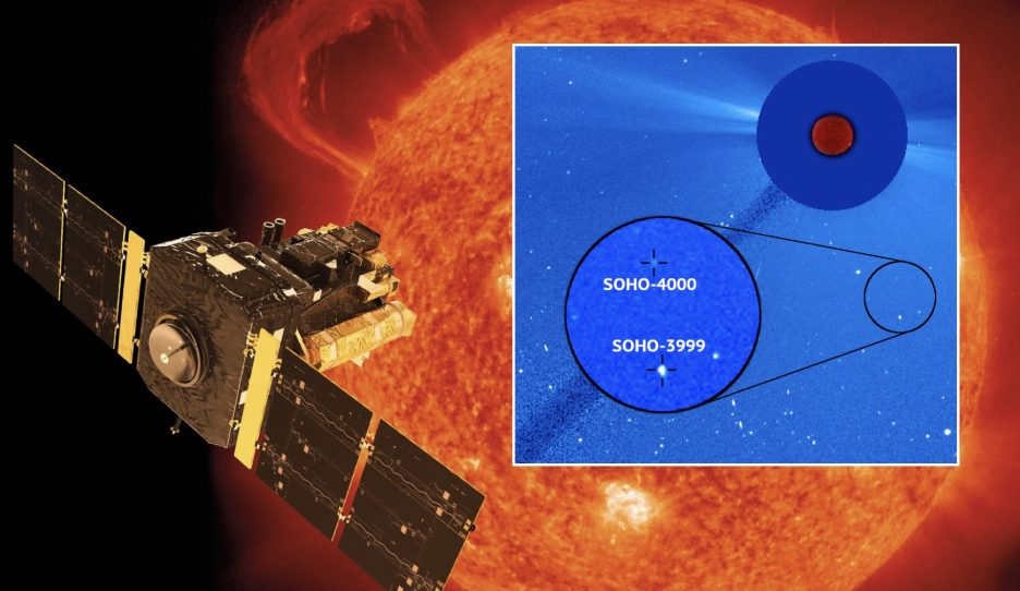 4000 Comets for SOHO