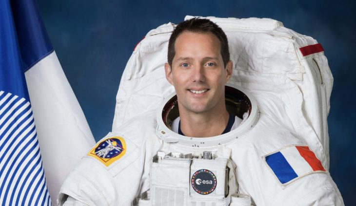 Thomas Pesquet will command the ISS