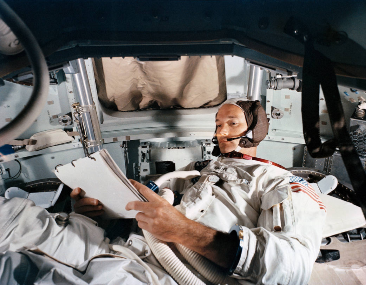 The death of astronaut michael collins