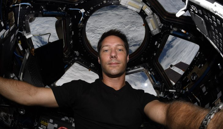 Thomas Pesquet: A French Record for Days in Space