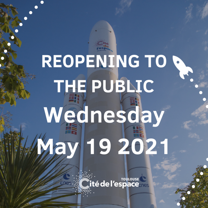 Reopening to the public