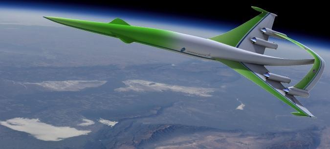 NASA's airplanes of the future