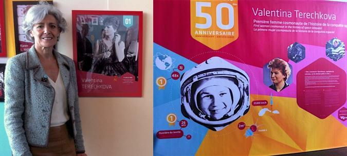 50 years of women in space