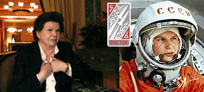 Valentina Tereshkova's secret